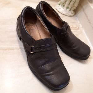 Life Stride Loafers heels Brown